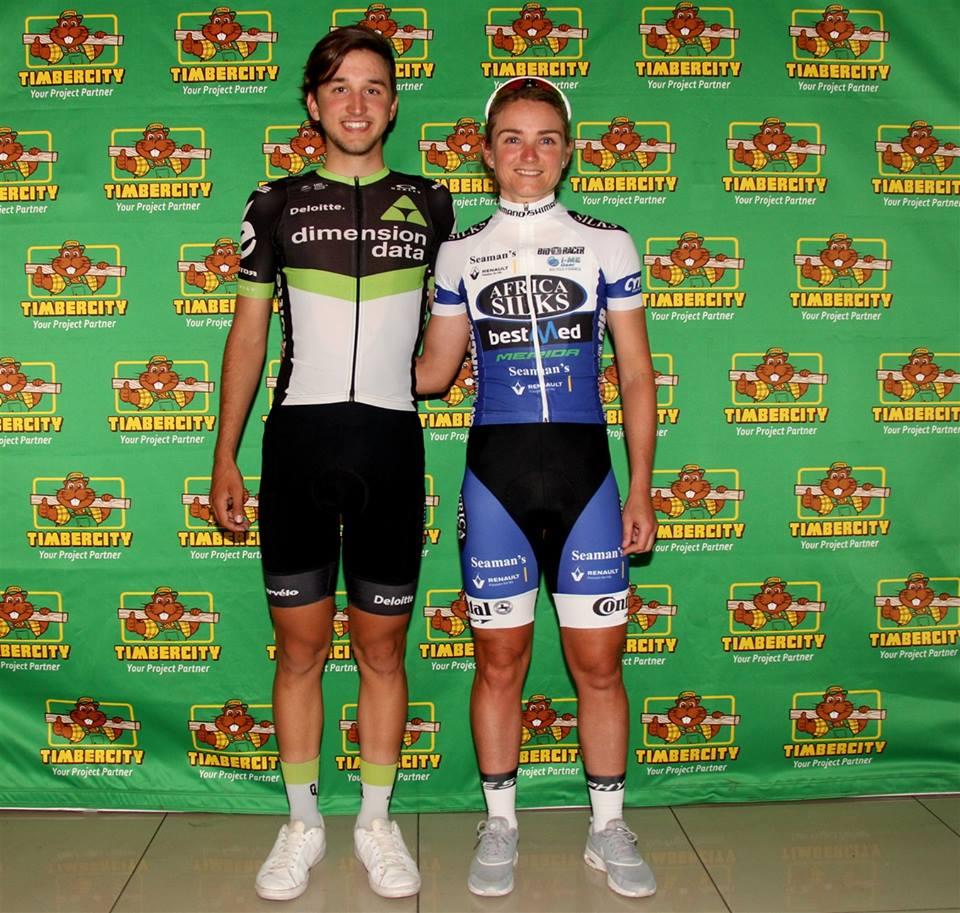 Timbercity Cycle Tour winners