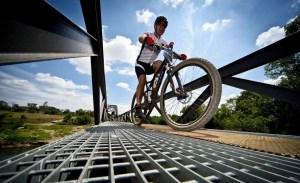 947 Mountain Bike Challenge action
