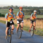 947 Cycle Challenge: Riding high for autism