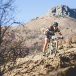 Wines2Whales and Cape Epic champ, Jennie Stenerhag, is unsure of her form leading into Race2Nowhere tomorrow. Photo: Supplied.