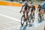 BCX's Nolan Hoffman in action on the track
