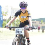 Hayley Smith, of Durban North, took the honours in the women's 40km race in the Bestmed Wild Coast Sun MTB Classic near Port Edward in KwaZulu-Natal today.