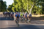 Cyclists in action during last year's Stellenbosch Cycle Tour.