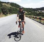 Chris Jooste rides for BCX