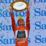Tour Down Under champ Daryl Impey rockets up rankings list