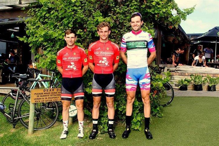 Rainhardt Marais Festival of Cycling