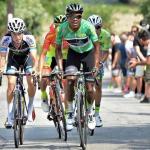 Nicholas Dlamini ready to step up in Tour Down Under