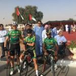 Sharjah Tour results & GC: Salim Kipkemboi wins stage three