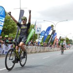 Daryl Impey honoured to 'get the stripes' after SA National Road Champs road-race victory