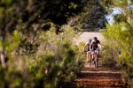 HB Kruger and Stuart Marais at Transcape MTB Encounter