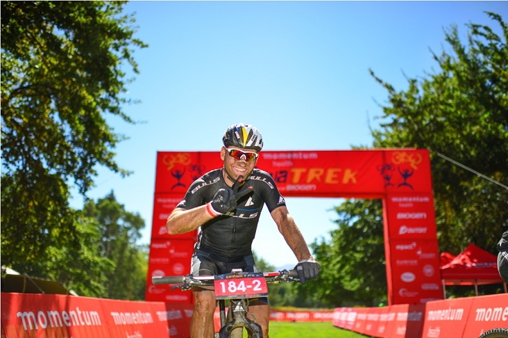 The third and final stage of the Tankwa Trek will be broadcasted live. Photo: Zoon Cronje