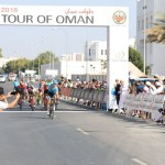 Tour of Oman results & GC: Magnus Cort Nielsen wins stage four