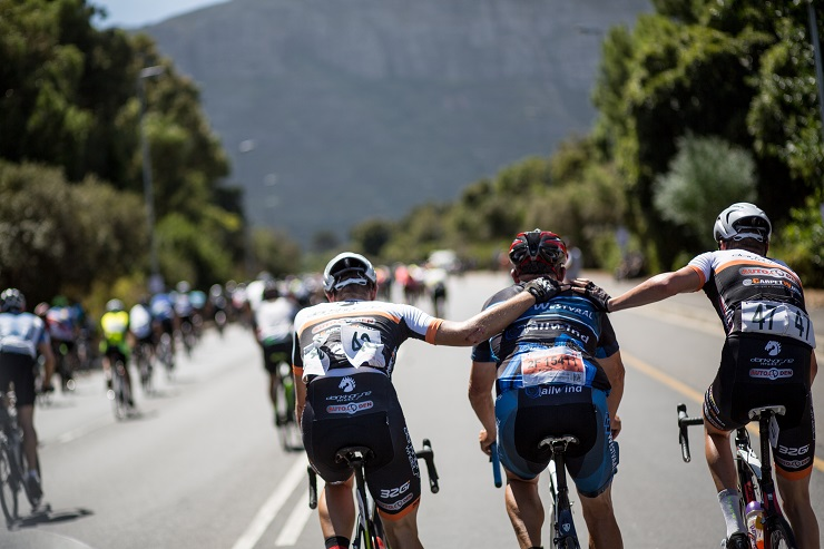 After disk brake usage for road cyclists were banned last year, Cycling SA has explained that change of policy to allow it again came after they received permission from the UCI to do so. Photo: Karin SChermbrucker/Slingshot Media/Gallo Images)