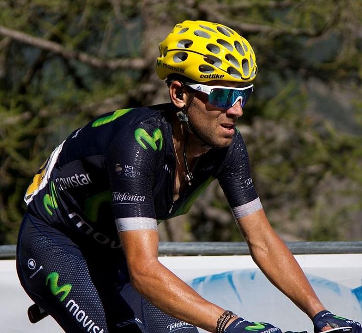 Alejandro Valverde during 2016 Tour de France