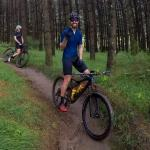 Kevin Benkenstein, pictured here, is planning to push himself to the limit in the 361km 36ONE MTB Challenge in and around Oudtshoorn, starting on Friday. Photo: Supplied