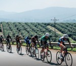 Riders pass some beautiful scenery on stage two of Tour de Limpopo
