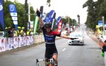 Carla Oberholzer wins SA National Road Championships