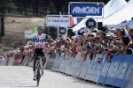 Team Sky's Egan Bernal won the 196.5km sixth stage of the Tour of California in South Lake Tahoe yesterday. Photo: Getty Images