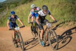 Shaun-Nick Bester (front) and Andrew Hill will partner up as TIB-Silverback-Best4sport at the PwC Great Zuurberg Trek