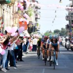 Stage si action of Giro dItalia