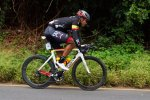 Team BCX's Nolan Hoffman in action during this year's Tour Durban