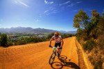 The Rock MTB Stage Race was launched in Paarl today. Photo: Supplied