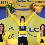Tour de France: Geraint Thomas makes history with tour win