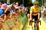 BMC Racing Team's Greg van Avermaet continues to hold on to the overall lead after stage four of the Tour de France