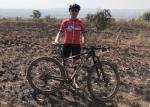 Teenage Pretoria mountain biker Ian Els is relishing the prospect of representing HEAD Bikes SA