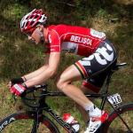 Lotto Soudal's Tim Wellens won stage two of the Tour de Wallonie