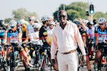 "Zamuxolo ""Yster"" Xatasi, the newly appointed acting president of Cycling South Africa, says he wants to focus on transformation in the sport. Photo: TourDeLimpopo/HaydsBrown"
