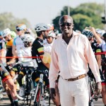 """Zamuxolo """"Yster"""" Xatasi, the newly appointed acting president of Cycling South Africa, says he wants to focus on transformation in the sport. Photo: TourDeLimpopo/HaydsBrown"""