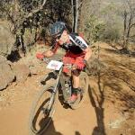 A new 8km single-track section will be added to the Cycle4Cansa MTB race later this month. Photo: Supplied