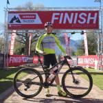 Matthys Beukes won the first Trailseeker race