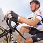 Ex-professional cyclist Grant Lottering recently completed his fifth Im'possible Tour