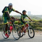 Cycling South Africa has closed its case against Imveli Cycling Academy founder Lukholo Badi for the age-fixing scandal he carried out in Port Elizabeth earlier this year. Photo: Herald Cycle Tour/Facebook