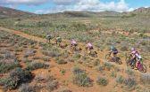 Cape Pioneer Trek stage six Klein Karoo scenery