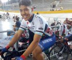 Jonathan Bouwer (pictured) was particularly impressive at the WC Track Cycling Champs last weekend, having won gold in all seven events in which he participated. Photo: Supplied