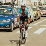 South Africa's Clint Hendricks of Bike Aid finished 36th overall the Tour de Singkarak after the eighth and final stage concluded today. Photo: Facebook/Clint Trevino Hendricks