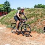 A rider in action during the Pretoria Boys High School 24 Hour MTB Challenge over the weekend. Photo: oakpics.com