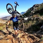 Galileo Risk's Theresa Ralph is aiming for a win at Sunday's 947 Mountain Bike Challenge