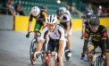 Some of the Master men in action during the SA National Track Championships in Cape Town this week. Photo: Owen Lloyd