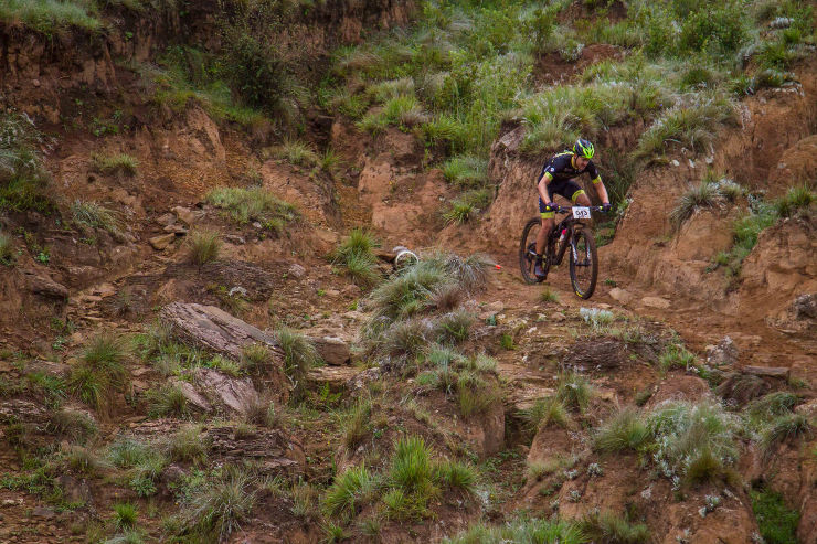 Andrew Hill Drak Descent