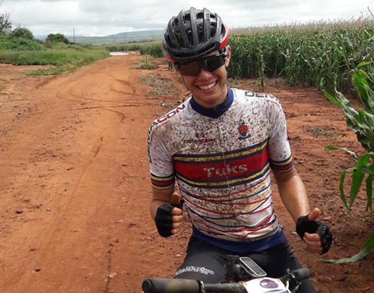 Andries Nigrini Crossing Boundaries MTB Race