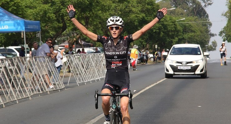 Cycle Nation's Joanna van de Winkel hopes her team can continue in similar vein to their recent successes at the provincial and national road champs. Photo: Facebook/Cycle Nation