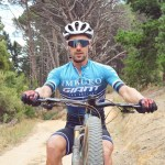 After reaping success in the gruelling Tankwa Trek last week, Marco Joubert (pictured) hopes to maintain the momentum at the 80km Herald Cycle Tour MTB race this weekend. Photo: Max Sullivan