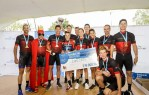 The Cape Cycle Tour team set a new course record for mixed teams at the Double90