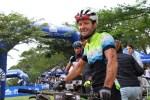 Tyronne White won the 60km Mid-Illovo MTB Challenge
