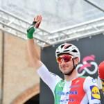 Elia Viviani at 2019 Giro d'Italia