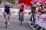 Annemiek van Vleuten kept the maglia rosa on stage seven of the Giro Rosa
